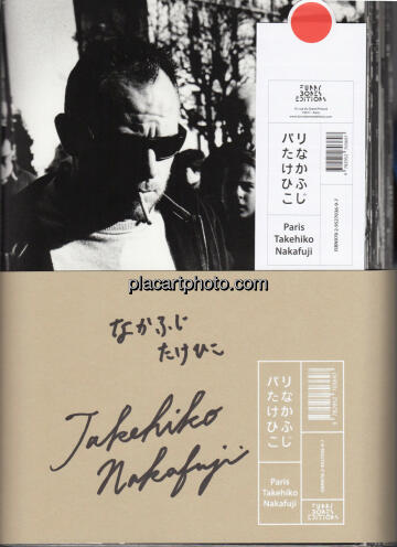 Takehiko Nakafuji,Paris (signed)