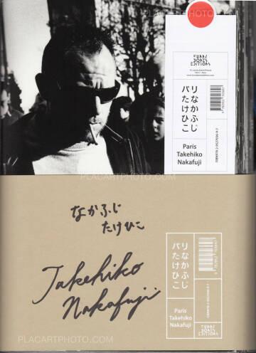 Takehiko Nakafuji,Paris (signed)