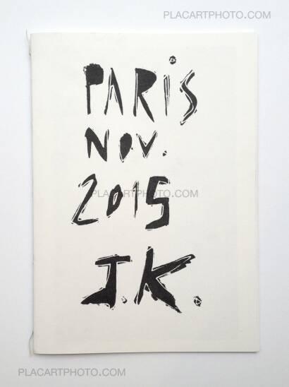 Joakim Kocjancic,Paris Nov. 2015 (LAST COPIES)