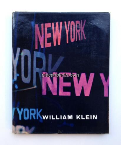 William Klein,Life Is Good and Good For You In New York : Trance Witness Revels
