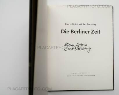 Rineke Dijkstra,Die Berliner Zeit (SIGNED)