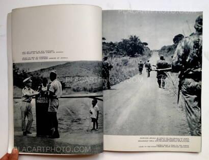 Anne Gauzes, Dante Vacchi,Angola 1961 - 1963