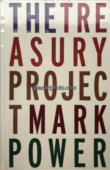 Mark Power,The Treasury project (SIGNED)