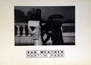 Martin Parr,Bad Weather (Signed)