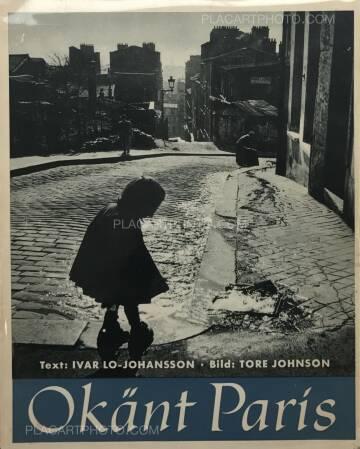 Tore Johnson,Okänt Paris