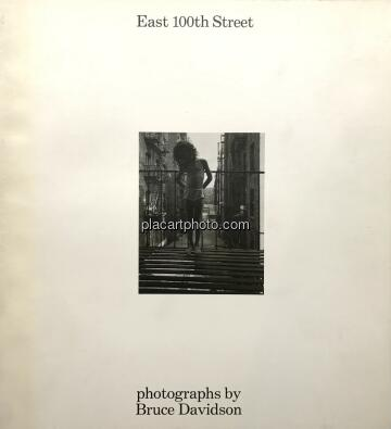 Bruce Davidson,East 100th Street (SIGNED)