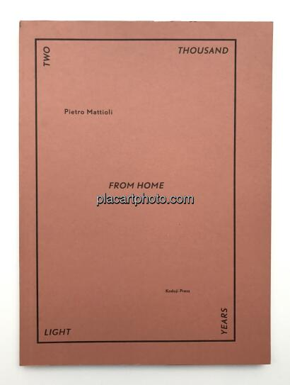 Pietro Mattioli,Two thousand light years from home