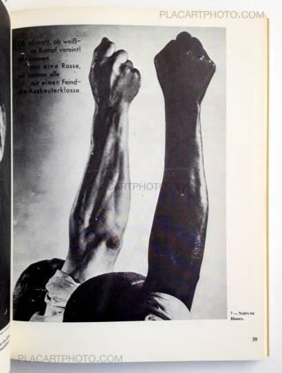 John Heartfield,Photomontages antinazis