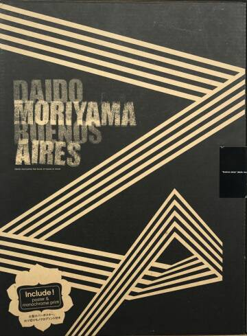 Daido Moriyama,Buenos Aires (LTD & SIGNED WITH PRINT)