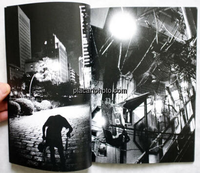 Takehiko Nakafuji,Night Crawler 1995 2010 (signed)