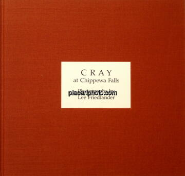 Lee Friedlander,Cray at Chippewa Falls