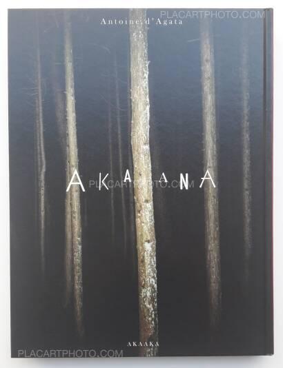 Antoine d'Agata,Aka ana / Red hole