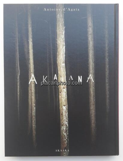 Antoine d'Agata,Aka ana / Red hole (SIGNED)
