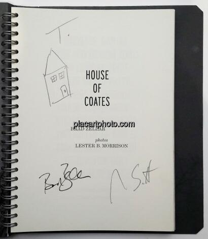 Alec Soth & Brad Zellar,House of Coates (SIGNED BY SOTH & ZELLAR)