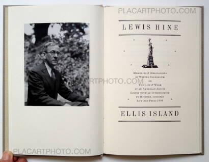 Lewis Hine,Ellis Island