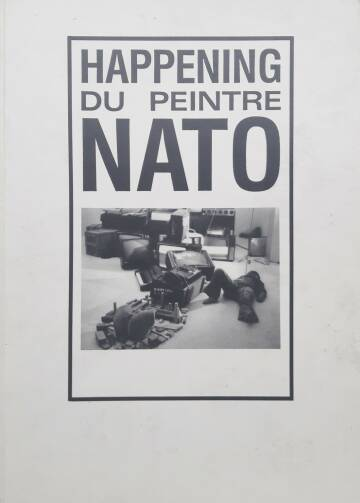 Collectif,Happening du peintre Nato