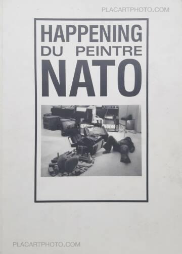 Collectif,Happening du peintre Nato
