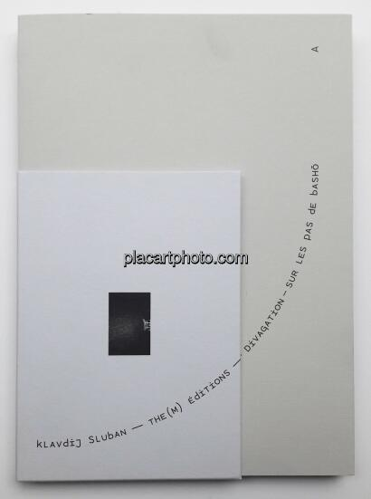 Klavdij Sluban,Divagation - sur les pas de Basho (ONLY 40 COPIES WITH A PRINT)