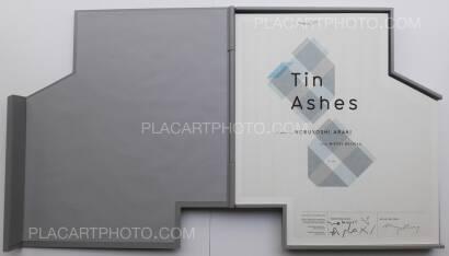 Nobuyoshi Araki,Tin ashes (ONLY 40 COPIES WITH 6 PRINTS)