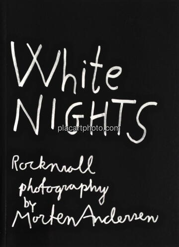 Morten Andersen,White Night (signed)