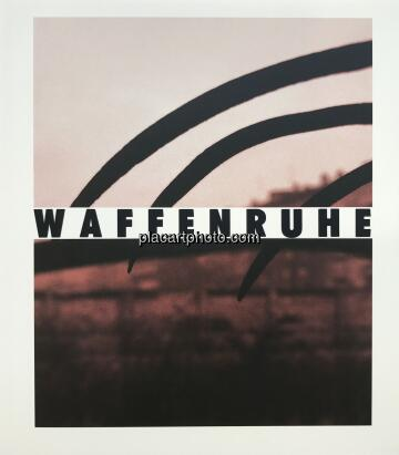Michael Schmidt,WAFFENRUHE (NEW ENGLISH EDITION)