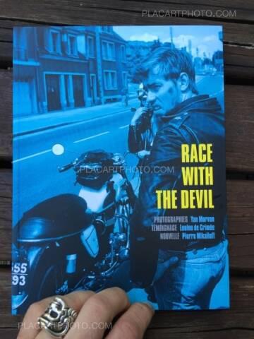 Yan Morvan,RACE WITH THE DEVIL