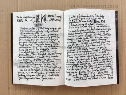 Julie Glassberg,BIKE KILL (Signed)(Back in Stock)