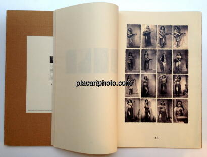 Jean Charles Blanc,White Shadow. 84 photographs by Jessie Bee (Signed)