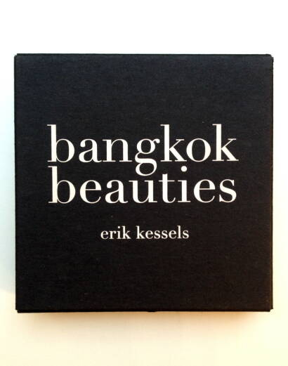 Erik Kessels,Bangkok Beauties (Only 25 copies)