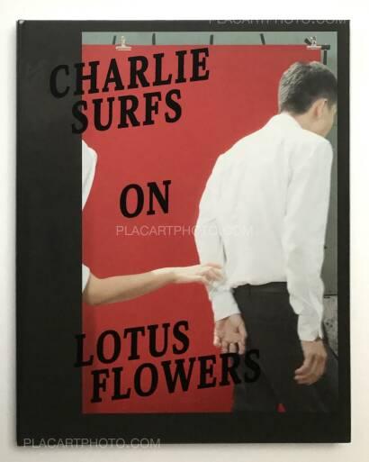 Simone Sapienza,CHARLIE SURFS ON LOTUS FLOWERS