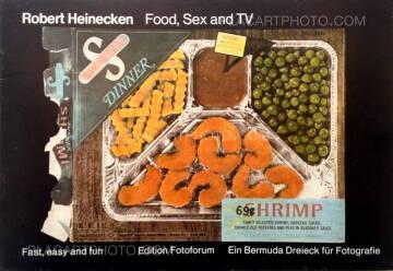 Robert Heinecken,31) Food, sex and TV