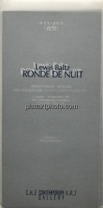 Lewis Baltz,28) Ronde De Nuit
