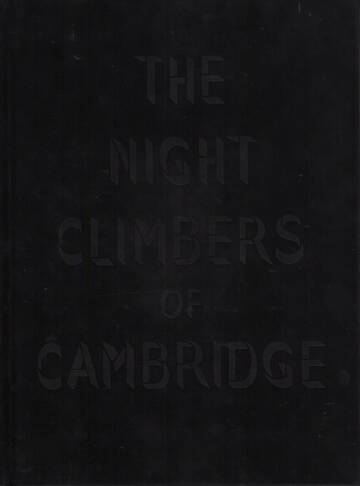 Thomas Mailaender,The Night Climbers of Cambridge