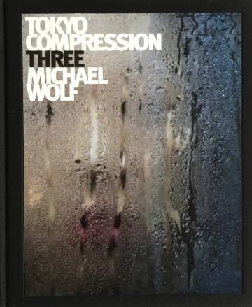 Michael Wolf,TOKYO COMPRESSION THREE SIGNED