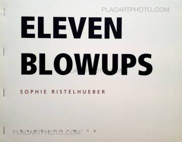 Sophie Ristelhueber,Eleven Blowups (Signed)