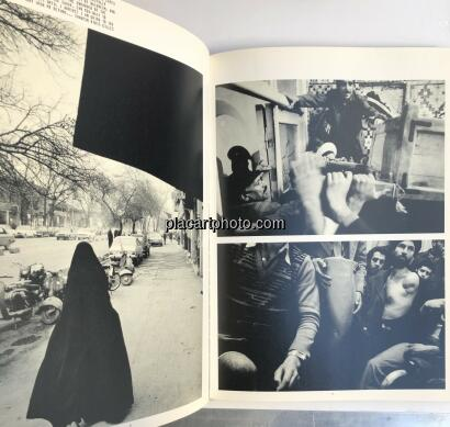 Gilles Peress,Telex Iran (Reprint version Hard Cover)
