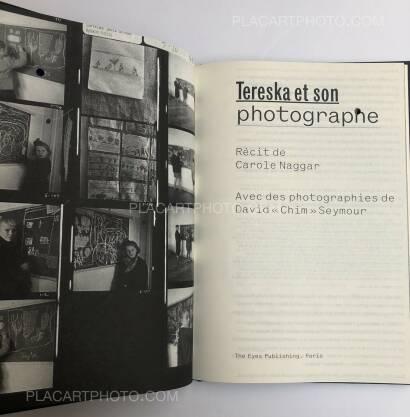 Carole Naggar,TERESKA ET SON PHOTOGRAPHE: UN RECIT (Signed)