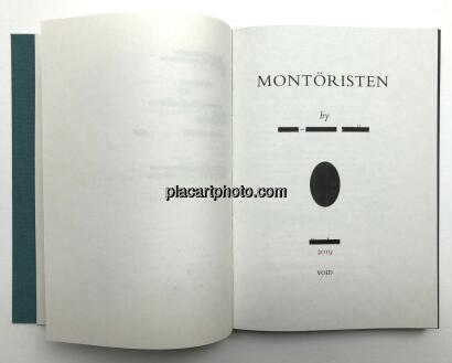 Carl-Mikael Ström,Montöristen (Signed)