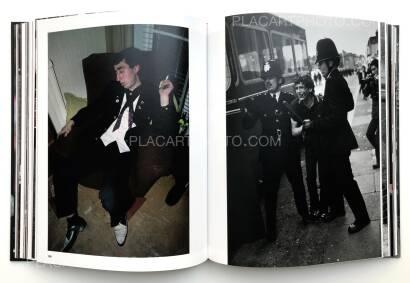 Yan Morvan,LES ANNÉES DE FER - LONDRES 1979-1981 (Signed)