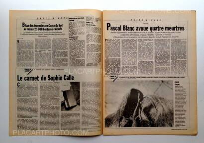 Sophie Calle,L'Homme au carnet