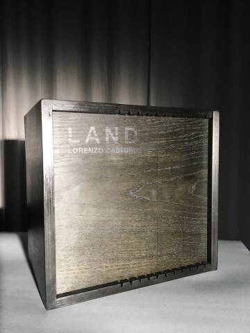 Lorenzo Castore,LAND PORTFOLIO (EDT OF 8 COPIES)
