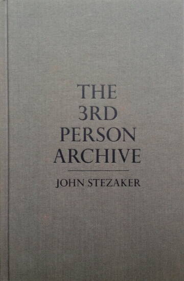 John Stezaker,The 3rd Person Archive