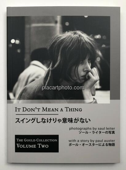 Saul Leiter,It Don't Mean A Thing (Reprint edition)