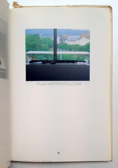 Peter Fischli & David Weiss,Bericht über den künstlerischen Schmuck im Neubau der Börse Zürich (Signed)