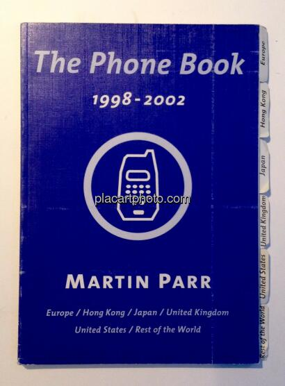 Martin Parr,The Phone Book (Signed)