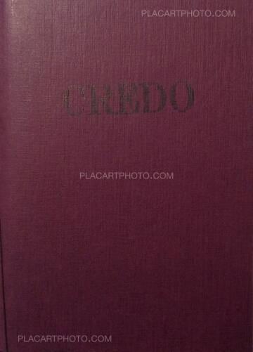 Tiane Doan na Champassak,Credo (signed)