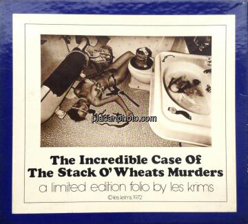 Les Krims,The Incredible Case of the stack O' Wheats murders (Signed)