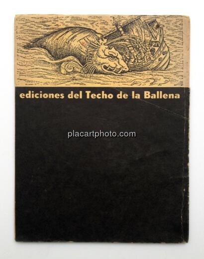 Juan Calzadilla,Dictado por la jauria (Signed and dedicated)