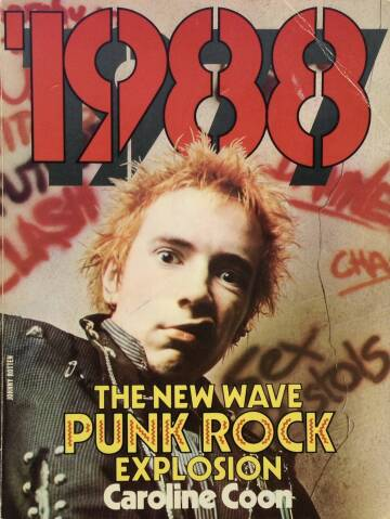 Collectif,1988 - The New Wave Punk Rock Explosion