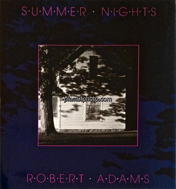 Robert Adams,Summer Nights